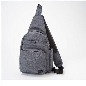Lug Convertible RFID Sling Bag-Archer